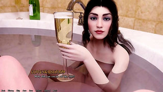 Being A DIK 0.5.0 Part 78 BlowJob In The Vip Jacuzzi By LoveSkySan69
