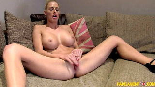 Hot Dutch Model Fucked in the Arse