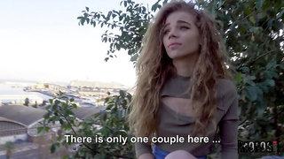 Small tits sex video featuring Sabrina Spice and Jordi El Niño Polla