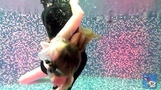 Underwater breathehold - Extreme/Solo