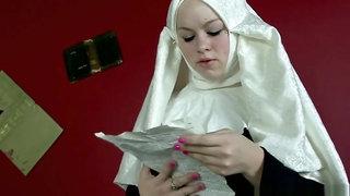 Madison Chandler Satanic Teen Nun - xxxHorror