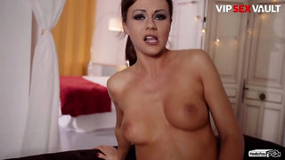 Leggy Tina Kay - British MILF Teaches Dirty Talking Into Rough Sex Like Pro - Blowjob