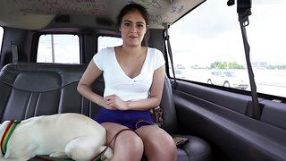 Babe Rammed In Van