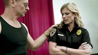 cops' problems with Alissa Avni and Cory Chase