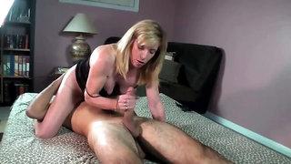 Young Pornub Subscriber Creampies A Mature Blonde