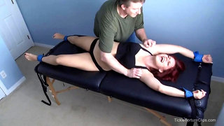SilverCherry - Ivy Sinn is Table Bound and Tickled