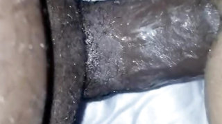 Homeless girl creams and cum on my dick