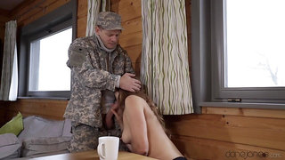 Life in the army can get pretty intimate when it comes to sex