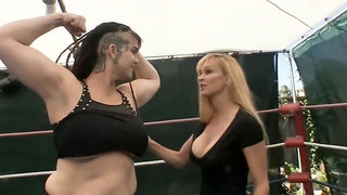 SAHARRA HUXLY vs TANYA DANIELLE