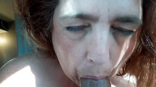 Her mouth was ment to suck my bbc sperm mmmm