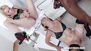 Alice Hatter Champagne And Anal Fisting Iv511