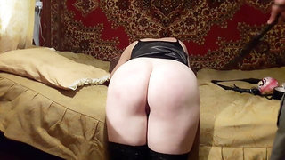 RUSSIAN HOMEMADE BDSM FISTING ANAL AND PUSSY DILDOS