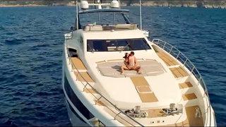 Sex scene - Netflix 365 days, Sex on Yacht (2)