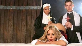 Ministry Of Evil Sc. 4: Anal Blasphemy