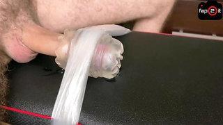 Verbal Man Fucking Fleshlight Close Up - Moan And Dirty Talk Until Cum - 4K