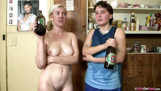 Arial & Scout - Soccer Bums BTS