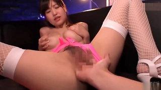Bonny Japanese harlot