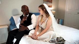 Codi Vore - Wedding Bells BIG BLACK COCK