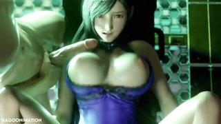 Final Fantasy VII Remake - Hot Tifa Lockhart - Part 48