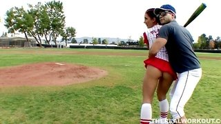 Baseball Is Fun But Sucking Cock Is Better