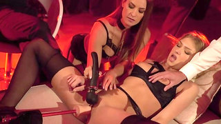 Submissive to their perversion -