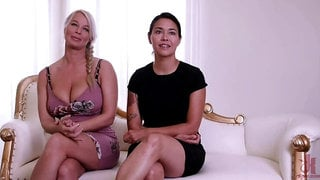 Crazy About You: A Lesbian Anal Love Story