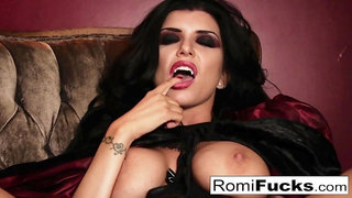 Romi Rain in Romi The Busty Vampire - RomiRain