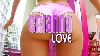 Crazy pornstar Brianna Love in hottest big butt, hd xxx video