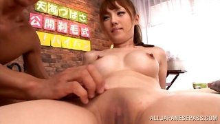 She Has A Sweet Shaved Pussy