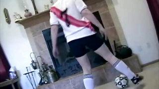 Soccer farts