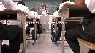 Tsubasa Amami in Beautiful Female Teacher part 1.1