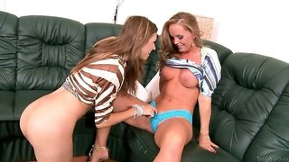 Silvia and Eufrat Mai are forever in love with each others wet pussies