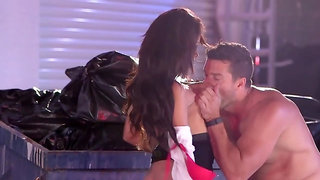 Big boobed porn star gets rammed by Ramon Nomar