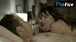 Diana Glenn Breasts Scene  in Jack Irish: Black Tide