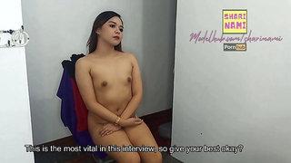 Pinay Sharinami First Hard Sex In A Job Interview