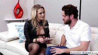 gorgeous Mia Malkova porn video