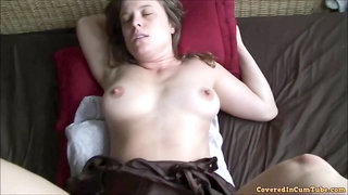 Darkhaired Babe Maid Of Honor Screwed Before Wedding
