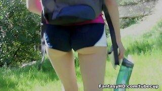 Alice March in Camping Fun - FantasyHD Video