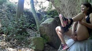 Young Shy Slut Teen Squirt Outdoor, Perv can Watch by Vic Alouqua Vic Alouqua 720p