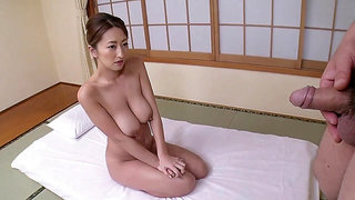 The Good Mommy - Busty Asian MILF Porn Video