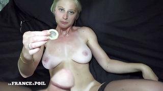 Gorgeous Blond Diana Gets Hard Get Laid - Amateur Sex