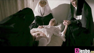 Only god knows what the nuns doing when the night comes