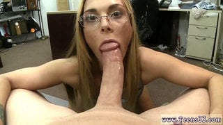 Hot wife blowjob swallow and reality kings waxing Cashing in