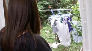 Rinka Mizuhara :: Seize The Underwear Thief To Vent Desire 1