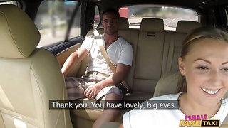 Massive Tits Cabbie Wants Cock