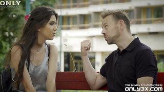 Spa sex slut featuring Anya Krey and Erik Everhard - trailer