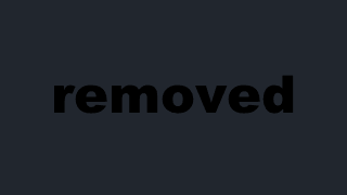 Young bitch went out on the balcony to smoke and showed her big boobs