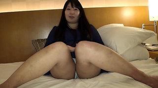 Japanese GF Masturbation