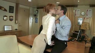 After Fucking Her Job Interviewer, Tarra White Knows She Got The Job
