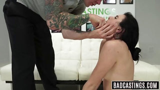 Tied and Fucked in Doggystyle